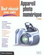 Tout Reussir Avec Votre Appareil Photo Numerique - Intérieur - Format classique