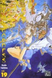 Ah! my goddess t.19 - Couverture - Format classique