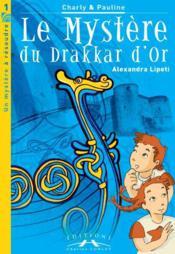 Le Mystere Du Drakkar D'Or - Couverture - Format classique