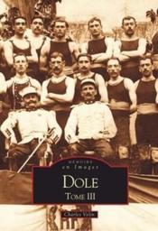 Dole III - Couverture - Format classique