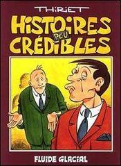 Histoires Peu Credibles - Intérieur - Format classique