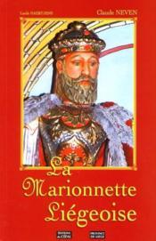 La Marionnette Liegeoise - Couverture - Format classique