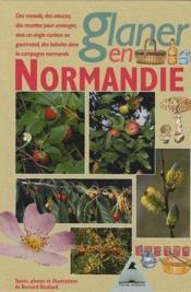 Glaner en normandie - Couverture - Format classique