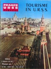 France Urss Magazine N°193 du 01/03/1962 - Couverture - Format classique