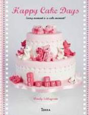 Vente livre :  Happy cake days  - Wendy Schlagwein