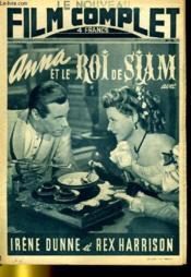 Le Nouveau Film Complet N° 78 - Anna Et Le Roi De Siam - Couverture - Format classique