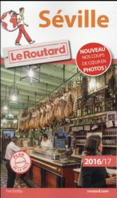 Vente  GUIDE DU ROUTARD ; Séville  - Collectif Hachette