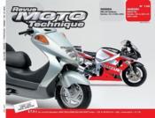Rmt 132.1 Honda 125 Fes (98/02) Suzuki Gsx 750 00/03 - Couverture - Format classique