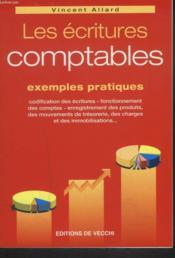 Ecritures Comptables (Les) - Couverture - Format classique