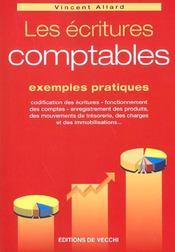 Ecritures Comptables (Les) - Intérieur - Format classique