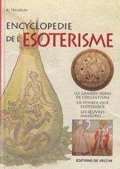 Encyclopedie De L'Esoterisme - Intérieur - Format classique