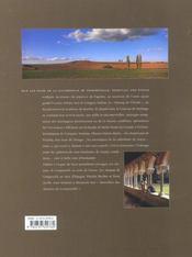 Merveilles des chemins de compostelle - 4ème de couverture - Format classique