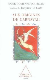 Aux Origines De Carnaval - Intérieur - Format classique