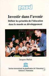 Investir Dans L'Avenir - Intérieur - Format classique
