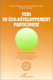 Vers un éco-développement participatif - Couverture - Format classique