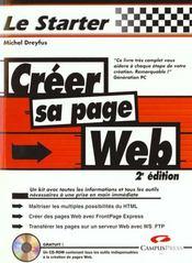 Creer Sa Page Web - Intérieur - Format classique