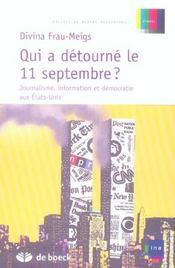 Qui a détourné le 11 Septembre ? - Intérieur - Format classique