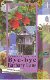 Bye-Bye Barbary Lane - Couverture - Format classique