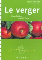 Verger - Couverture - Format classique