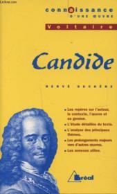 Candide, de Voltaire - Couverture - Format classique