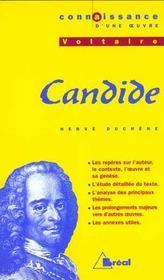 Candide, de Voltaire - Intérieur - Format classique