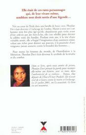 Moi Phoolan Devi Reine Des Bandits - Ne - 4ème de couverture - Format classique