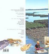 Les huîtres - 4ème de couverture - Format classique