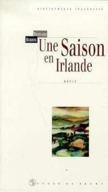 Saison En Irlande. - Couverture - Format classique