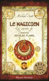 Les secrets de l'immortel Nicolas Flamel t.2 ; le magicien - Couverture - Format classique