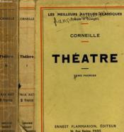 Theatre. En 2 Tomes. - Couverture - Format classique
