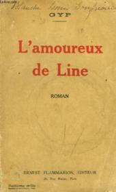L'Amoureux De Line. - Couverture - Format classique