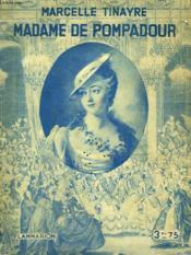 Madame De Pompadour. Collection : Hier Et Aujourd'Hui. - Couverture - Format classique