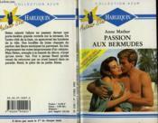 Passion Aux Bermudes - Blind Passion - Couverture - Format classique