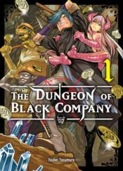Vente livre :  The dungeon of black company T.1  - Youhei Yasumura