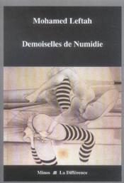 Demoiselles de Numidie - Couverture - Format classique