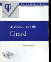 Girard - Couverture - Format classique