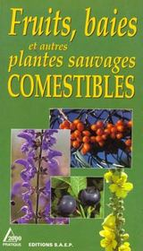 Fruits baies et plantes comestibles - Intérieur - Format classique