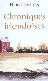 Chroniques irlandaises - Intérieur - Format classique
