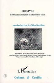 Survivre, Reflexions Sur L'Action En Situation De Chaos - Couverture - Format classique