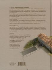 Le Thoronet ; Une Abbaye Cistercienne - 4ème de couverture - Format classique