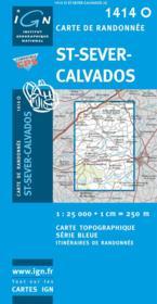 St-Sever ; Calvados - Couverture - Format classique