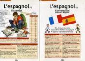 L'espagnol ; conversacion - Couverture - Format classique