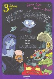Petit vampire t.1; victime de la mode - Intérieur - Format classique