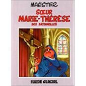 Soeur Marie-Therese T.1 ; Soeur-Marie Therese Des Batignolles - Couverture - Format classique