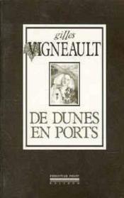De Dunes En Ports - Couverture - Format classique