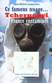 Ce Fameux Nuage...Tchernobyl La France Contaminee - Intérieur - Format classique