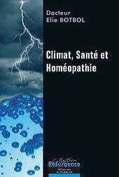 Climat. Sante Et Homeopathie - Couverture - Format classique