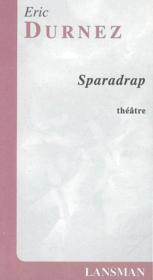Sparadrap - Couverture - Format classique