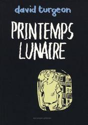 Printemps lunaire - Intérieur - Format classique