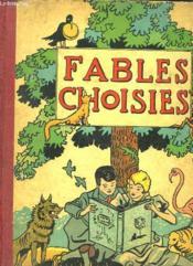 Recueil De Fables Choisies. - Couverture - Format classique
